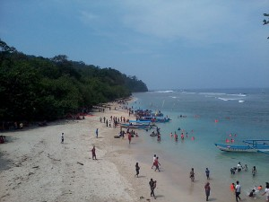 Pantai Pangandaran, Tempat Unggulan Untuk Musim Liburan Sekolah
