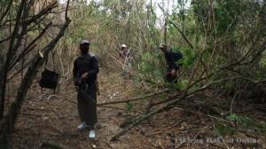 Kebakaran Hutan Ciremai-BTNGC Tutup Jalur Pendakian
