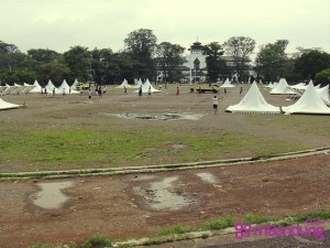 Besok Kawasan Gasibu Bandung Padat Acara