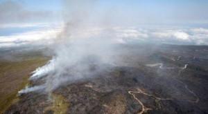 <!--:IN-->Kebakaran Hutan Ciremai-Api Menjalar hingga Puncak Gunung <!--:-->