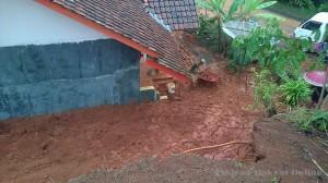 Banjir dan Longsor Landa Kawasan Ciamis