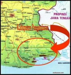 Pembentukan Kabupaten Pangandaran-Pengisian Pejabat Baru Bisa 2013