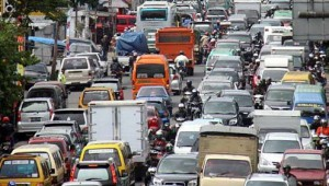 Bandung Kota Termacet Se-Jabar