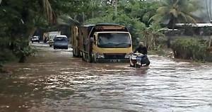 Banjir Bandang Landa Green Canyon