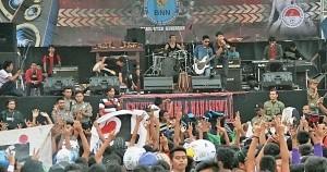 BNN Kampanyekan Bahaya Narkoba lewat Konser Musik