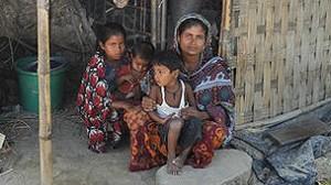 PBB Terkejut atas Kondisi Pengungsi Muslim Burma