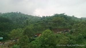 Kabupaten Konservasi Sebabkan Kuningan Berkabut