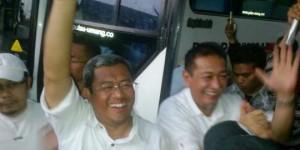 MENUJU JABAR 1 : Kubu Aher merasa kasus Presiden PKS dijadikan bola panas