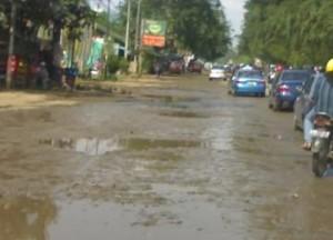 Kualitas Proyek Jalan di Kota Cimahi Buruk
