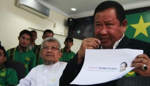 Mantan Kabareskrim Komisaris Jendral Susndo Duadji