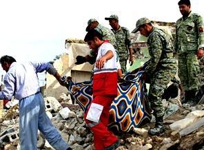 20130411 berita utama (Gempa Iran,37 Tewas dan 850 Terluka)b