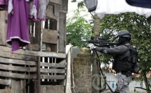 Detik-detik Penggerebekan Densus dan Sengitnya Perlawanan Teroris