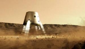 Misi 'Berani Mati' ke Mars Dijadikan Reality Show