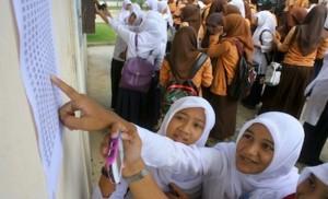 Pengumuman Kelulusan UN SMP 2013 di Jabar via Website Sekolah dan Jasa Pos