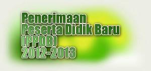 Penerimaan Siswa Baru SMA/MAK/SMKA Kab. Bandung 24-28 Juni 2013