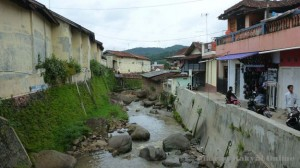 Lahan Pinggir Sungai Citamba Kuningan akan Ditata