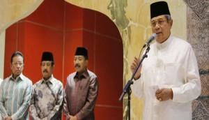"Jika Presiden Dimaki Ketua FPI ""Pecundang Penyebar Fitnah"""