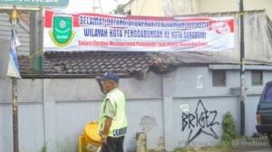 Warga Susukecir Sosialisasikan Bergabung ke Kota Sukabumi