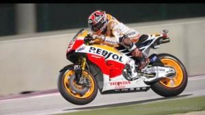 Marc Marquez Raih Podium Juara di Kelas MotoGP