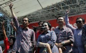 Isu Jumat Suci, Megawati Memilih Bercocok Tanam di Bogor