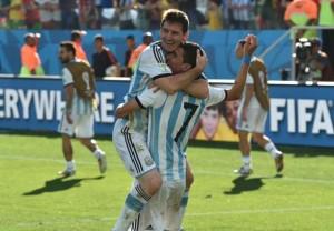 PD 2014 : Argentina Taklukan Swiss