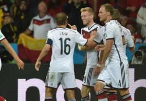 Piala Dunia 2014: Jerman 2-1 Aljazair