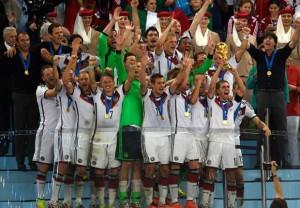 Jerman Puncaki Rangking FIFA