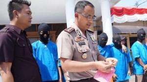 Polres Cirebon Kota Ciduk 6 Tersangka Selama Ops Ketupat Lodaya