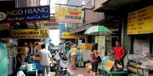 Mencicipi kuliner khas Gang Aut Bogor yang melegenda