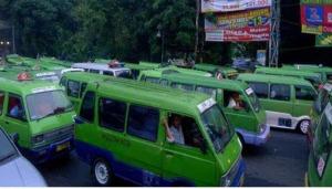 Kemenhub Bantah Rilis Kota Termacet di Indonesia