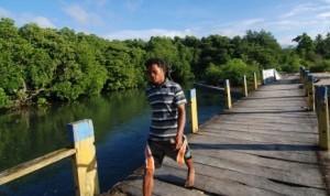 Bule di Pulau Cubadak Usir Pengunjung Warga Indonesia, Kok Berani?
