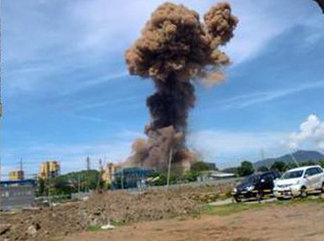 Seragam Krakatau Posco Baja pt Krakatau Posco