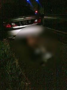 Tragis, Mahasiswa di Bandung Tewas Terseret Mobil Belasan Kilometer