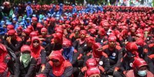 Terimbas Pelemahan Rupiah, 5 Perusahaan di Bekasi Bangkrut, Ribuan Pekerja Kena PHK