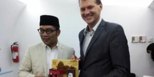 Ridwan Kamil ke Eropa, Kota Bandung Dapat Hibah Rp 75 Miliar dari Belanda