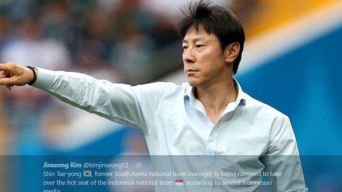 mantan pelatih korea selatan