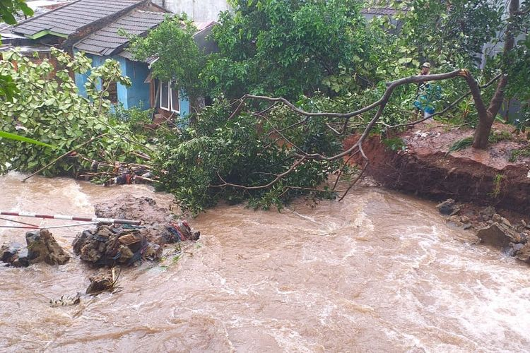banjir di citayam